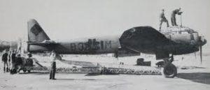 JU-188 St André de l'Eure en 1944