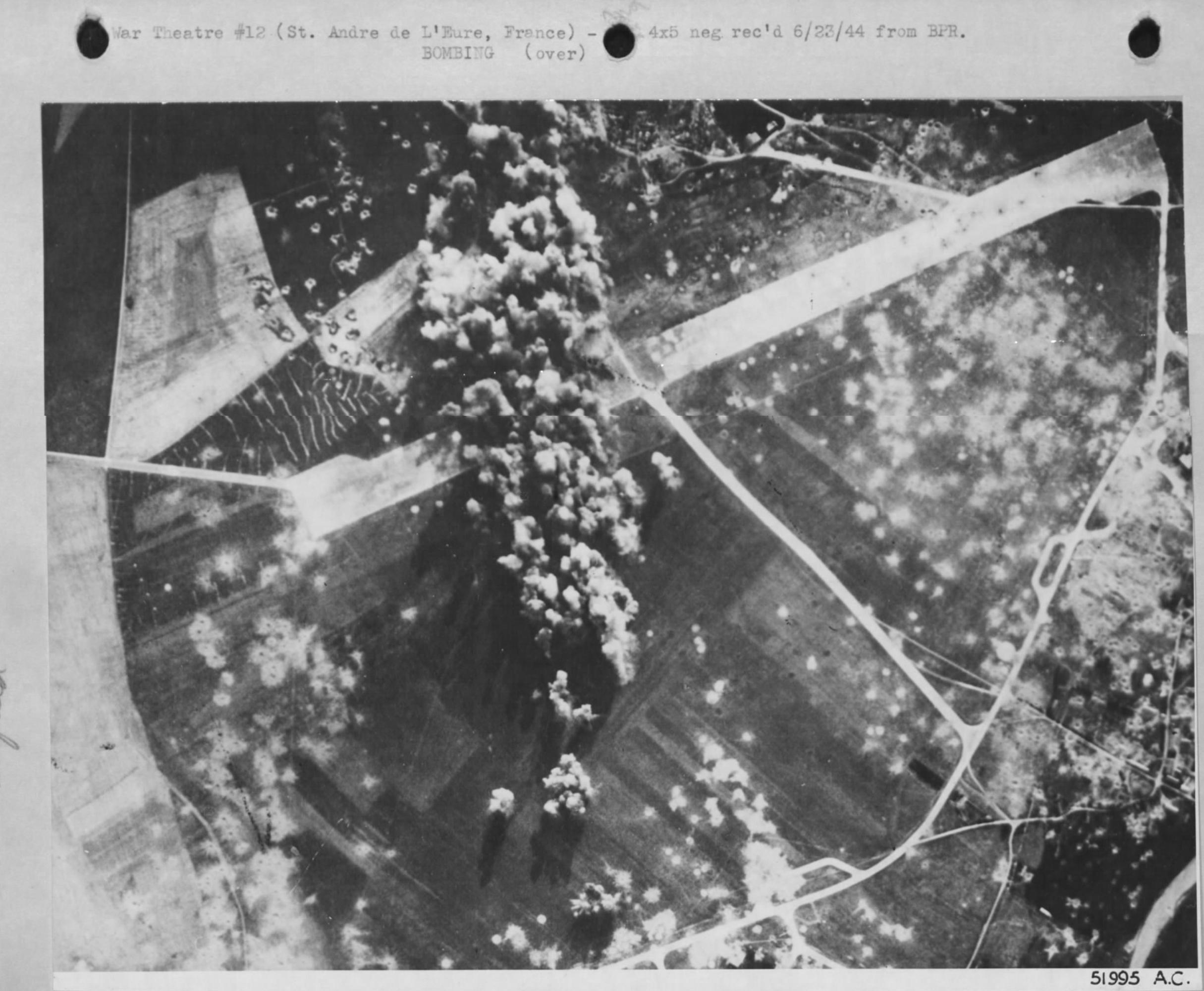 Bombardements du 12 juin 1944